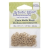 Chain Maille Jump Ring 18ga Brass Non-tarnish 3.5mm